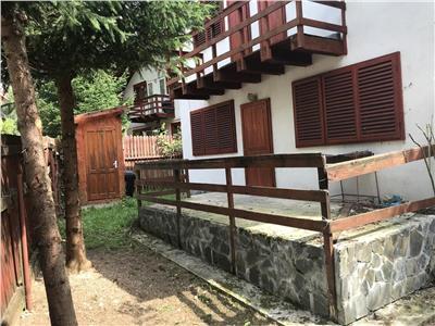 Vila P+1 Poiana Tapului Busteni 0 % comision - teren S=251 mp
