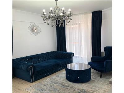Apartament 3 camere 2 bai curte 90 mp Bucurestii Noi Str. Triumfului