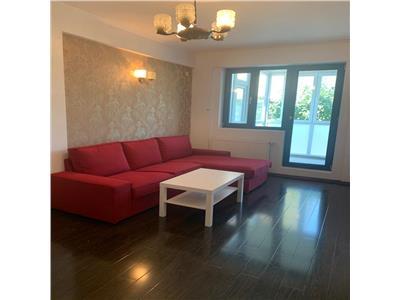 Apartament 3 camere cu curte 13 mp Damaroaia Bucurestii Noi